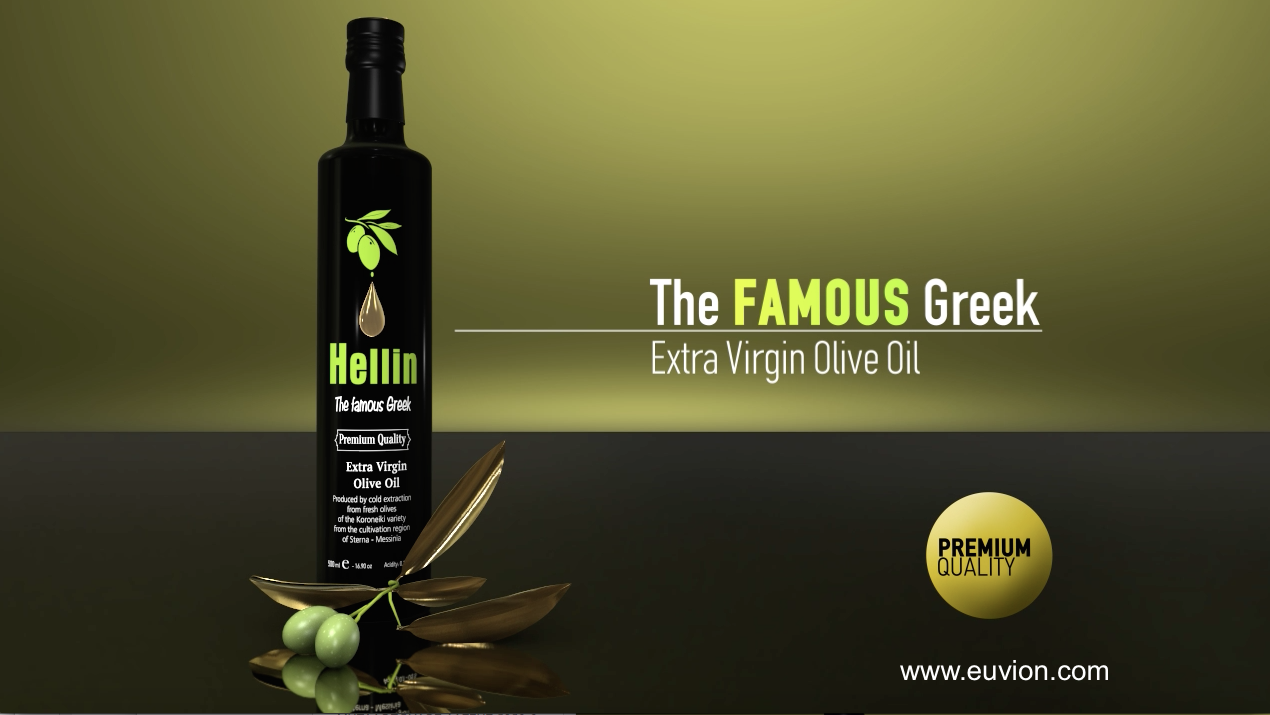 Hellin Olive Oil